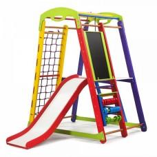 Детский спортивно - игровой комплекс Кроха 1 Plus 3
