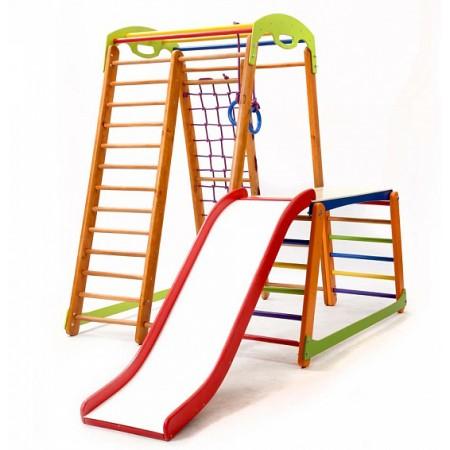 Детский спортивно - игровой комплекс Кроха 2 Plus 1-1