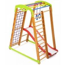 Детский спортивно - игровой комплекс Кроха 2 Plus 1