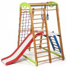 Детский спортивно - игровой комплекс Кроха 2 Plus 2