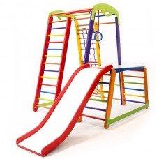 Детский спортивно - игровой комплекс Кроха 1 Plus 1-1