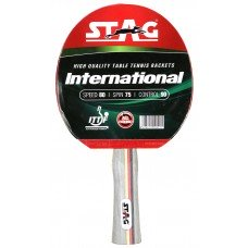 Ракетка для настольного тенниса Stag Inetnational 321-INT