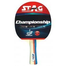 Ракетка для настольного тенниса Stag Championship 322