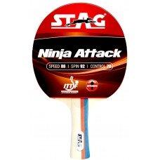 Ракетка для настольного тенниса Stag Ninja Attack 333