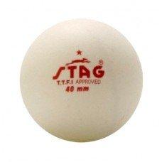 Мячи для настольного тенниса Stag 1* 6шт white TTBA-440.W