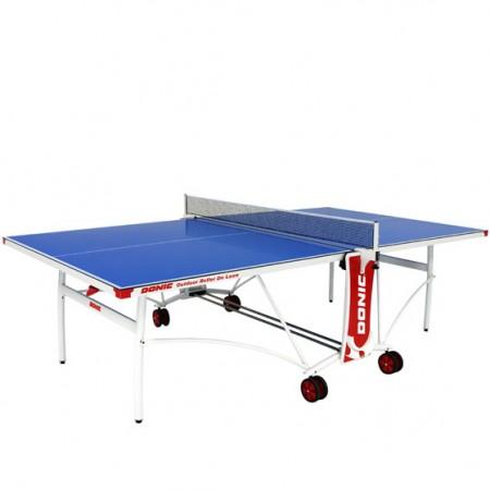 Стол теннисный Donic Outdoor Roller De Luxe 230232