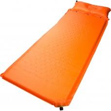 Коврик самонадувающийся с подушкой Tramp TRI-017