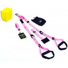 Петли подвесные TRX  Pro Pack Home Pink P3 FI-3726-P