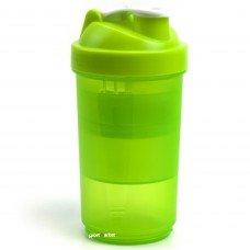 Бутылка для воды (Шейкер) 500 мл MS 1228