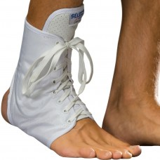 Бандаж голеностопа Select Ankle Support With Laces-Allround 70563