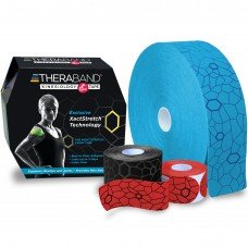 Кинезиотейп в рулоне 5м TheraBand Kinesiology Tape
