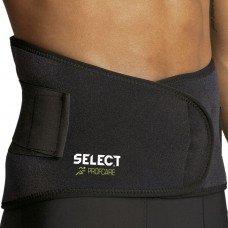 Бандаж для поясницы Select Back Support with splints 6411