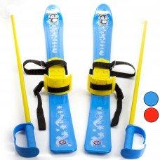 Комплект детских лыж ТехноК 70см