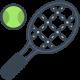 Спорттовары для Большого тенниса