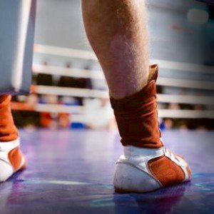Спортивная обувь для вольной борьбы