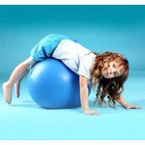 Руководство по применению гимнастических мячей Pezzi