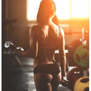 Какие самые эффективные упражнения для ягодиц? Конечно, махи ног