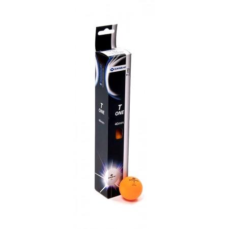 Мячи для настольного тенниса Donic T-one 6 шт оранжевые