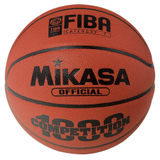 Мяч баскетбольный Mikasa BQ1000 FIBA Approved